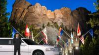 Mt Rushmore Lighting Ceremony Tour