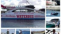 Lanzarote Sightseeing and Beach Hopping Waterbus