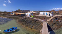 Los Lobos relax and island hop sailing from Lanzarote