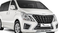 Arrival Private Transfer from Lima Airport LIM to Lima City in Private Van Private Car Transfers