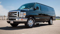 Arrival Private Transfer Hartsfield Airport ATL to Atlanta in a Passenger Van Private Car Transfers