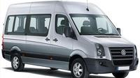 Arrival Private Transfer: Quito Airport (UIO) to Quito City in a Minibus Private Car Transfers