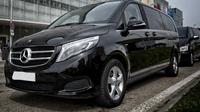 Departure Private Transfer Auckland City to Auckland Airport AKL by Luxury Van Private Car Transfers