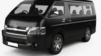 Private Round Trip Transfer Donald Sangster Airport MBJ to Mandeville by Minivan Private Car Transfers