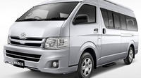 Private Round Trip Transfer Norman Manley Airport KIN to Kingston by Minivan Private Car Transfers
