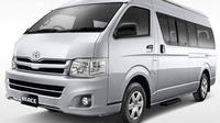Private Round Trip Transfer Norman Manley Airport KIN to Mandeville by Minivan Private Car Transfers