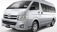 Private RoundTrip Transfer: Donald Sangster Airport MBJ to Kingston by Minivan Private Car Transfers