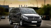 Arrival Private Transfer from Bromma Airport BMA to Stockholm City by Luxury Van Private Car Transfers