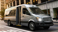 Arrival Private Transfer Kephalonia Airport EFL to Argostoli in a Minibus Private Car Transfers
