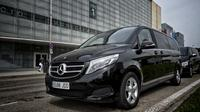 Arrival Private Transfer Luxury Van Athens Piraeus Port to Athens City Private Car Transfers