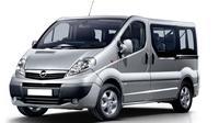 Arrival Private Transfer: Palermo Airport PMO to Palermo by Minivan Private Car Transfers