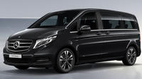 Departure Private Transfer: Bologna City to Bologna Airport BLQ by Business Van Private Car Transfers