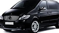 Departure Private Transfer from Zagreb City to Zagreb Airport ZAG by Minivan Private Car Transfers