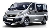 Departure Private Transfer: Palermo City to Palermo Airport PMO by Minivan Private Car Transfers