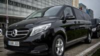 Departure Private Transfer: San Marino to Bologna Airport BLQ by Business Van Private Car Transfers