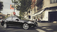 Departure Private Transfer: Seville City to Seville Airport SVQ by Business Car Private Car Transfers
