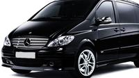 Departure Private Transfer Valencia City to Valencia Airport VLC in Minivan Private Car Transfers