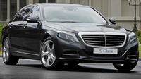 Private Luxury Car Departure Transfer: Paris Hotel to Charles de Gaulle Airport Private Car Transfers