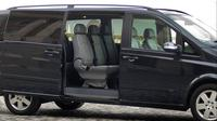 Private Luxury Van Arrival Transfer: from Charles de Gaulle Airport to Paris Private Car Transfers