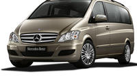 Private Transfer: Casablanca Airport to Casablanca or Marrakech by Business Van Private Car Transfers