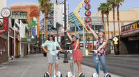 Downtown Las Vegas Segway Tour: Historic Casino District and Fremont Street