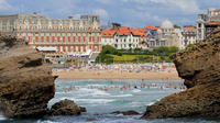 Biarritz and French Basque coast tour from San Sebastian