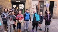 Dragon Family Tour in Barcelona