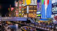Private Osaka Photography Tour including Transportation by Luxury Van