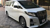 Private Photo Tour of Kobe including Transportation in a Luxury Van