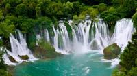 Kravice Waterfalls, Poitelj Old Town and Blagaj Tekke Day Trip from Mostar