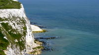 Themed Half-Day Tour of Folkestone, Battle of Britain Memorial and White Cliffs with Traditional English Cream Tea