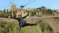 Toledo Urban Zipline with Digital Photo