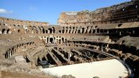 2 in 1 Small Group Tour Colosseum with Arena Entrance and Vatican
