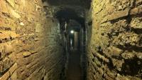Underground walking Tour of Rome for families