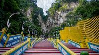 Half-Day Batu Caves Cultural Exploration and Kuala Lumpur Local Life