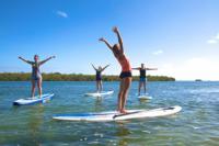 90 Minute SUP Yoga Class