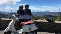 1-Day Auto-guided Tour on Vespa with GPS in Gran Canaria