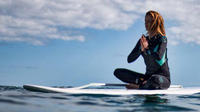 1-hour Yoga-SUP in Puerto del Carmen