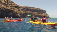 2-hour Kayak Experience in Playa de Vueltas in La Gomera