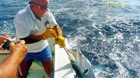 5 hours in fishing boat in the south of Gran Canaria