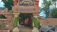 Ticket to the zoo Cocodrilo Park in Agüimes