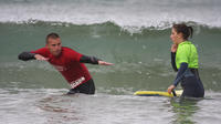 One-on-One Private Surf Lesson in Newquay