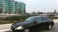 Belgrade Private Arrival Airport Transfer with City Tour Private Car Transfers