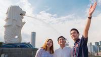 HiPPO Singapore City Tour (3 hrs) - Chinatown-Merlion-Marina Bay