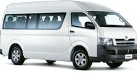 Private Minivan Transfer: Singapore Cruise Centre to Singapore Hotel