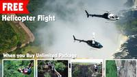 Batoka Gorge Tour including Helicopter Flight from Livingstone