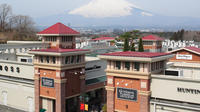 Mt Fuji Day Trip: Pirate Ship of Lake Ashi, Mt Fuji 5th Station and Gotemba Premium Outlets including Lunch