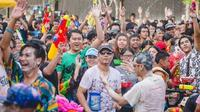 Songkran Festival 2018 At Hua Hin 4D3N