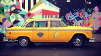 Brooklyn and Queens Famous Movie Locations Private Tour by Vintage NYC Taxi Cab