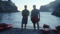 Sorrento: Kayak Tour Night Trip with Dinner or Day Trip in Bay of Ieranto